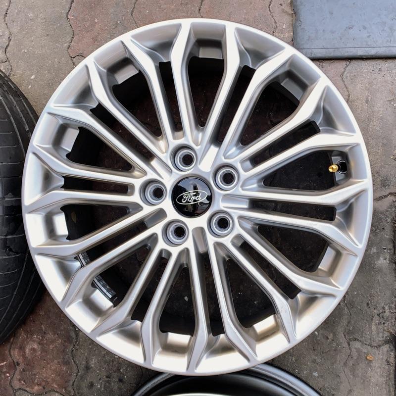 高雄人人 新車落地 Ford Focus MK4 17吋 原廠鋁圈 5孔 108/5 7J ET50 一組四顆 不含輪胎