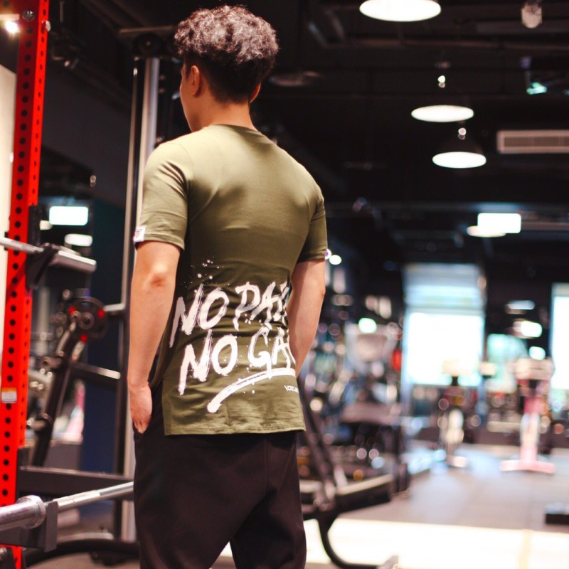 時尚烏托邦(VogueTopia) NPNG 運動訓練短袖上衣 共四色 (含網路限定色) VT2019JUN02
