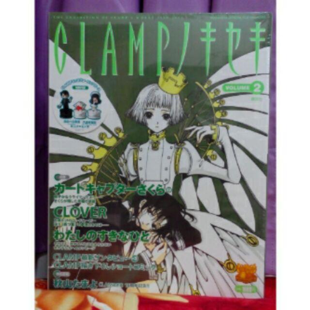 "Clamp 日本絕版精品 全新未拆 ""Clamp的奇蹟.軌跡"" 西洋棋公仔 -2"