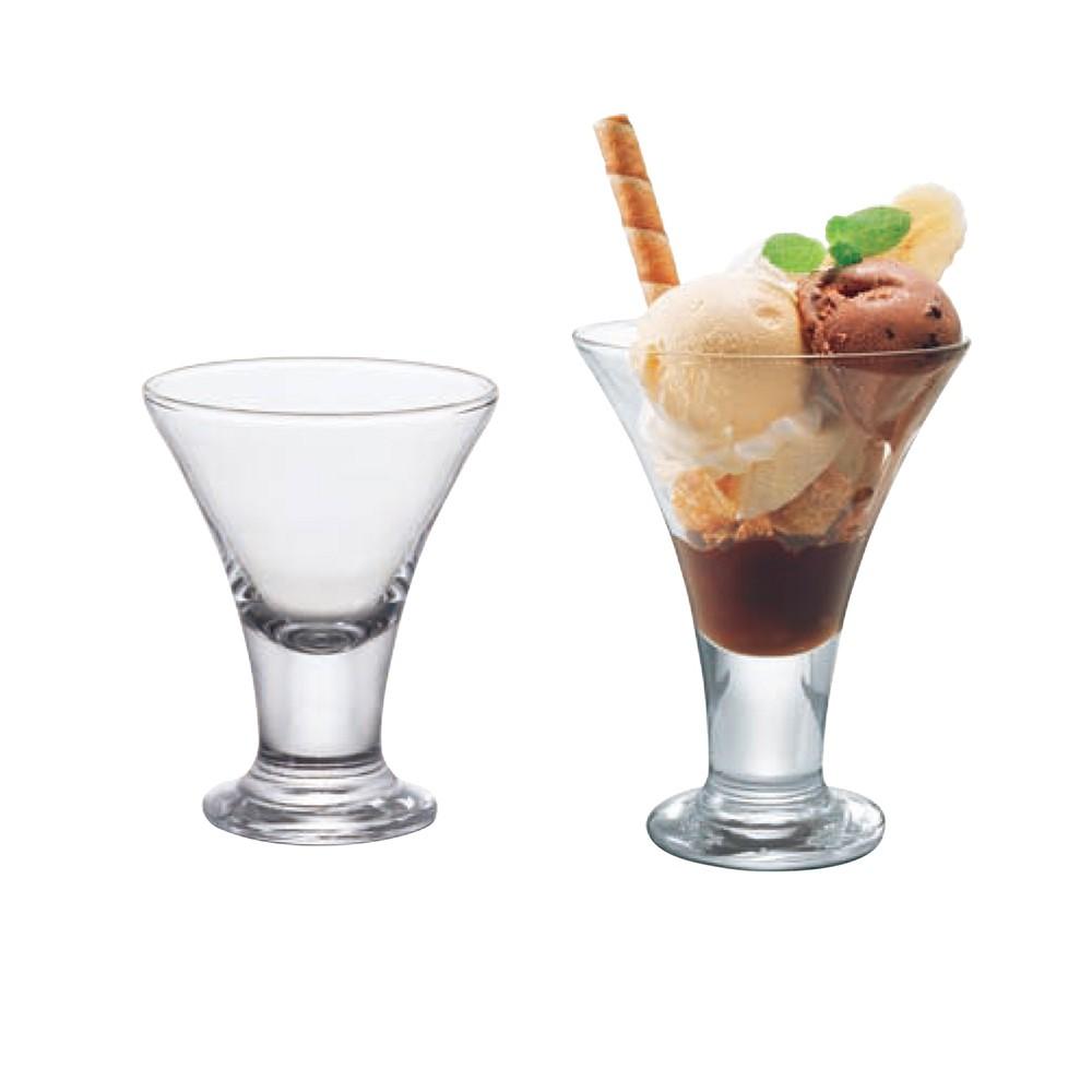 【日本ADERIA】強化寬口甜點杯-共2款《拾光玻璃》 點心杯 寬口杯 玻璃杯 聖代杯