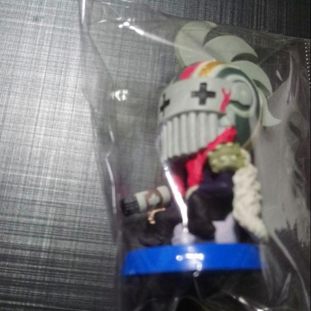 海賊王 迪巴魯 玫瑰騎士團 mini小公仔 偽香吉士