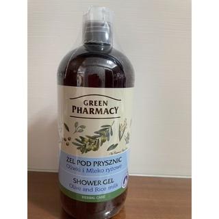 (即期良品)[Green Pharmacy]草本肌曜 橄欖&米乳草本健康沐浴露 500ml  效期2022.05.05 臺南市