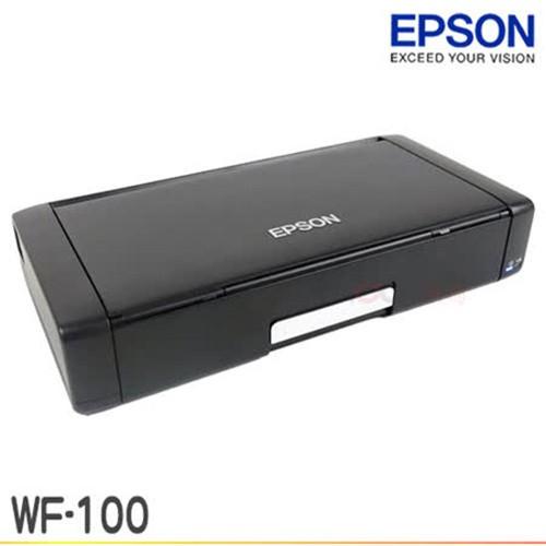 【EPSON 】 WF-100彩色噴墨行動印表機
