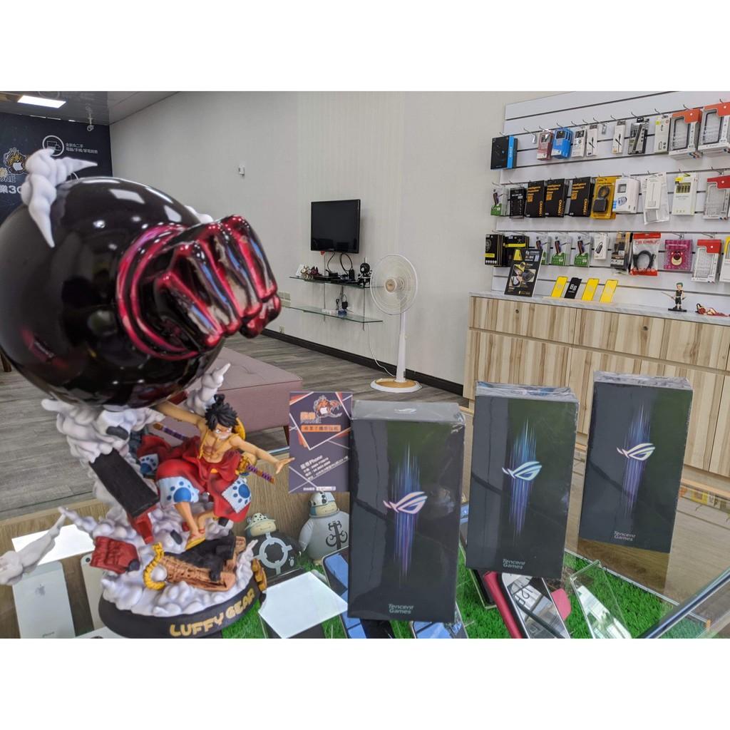 現貨 Asus Rog Phone 3 Rog3經典版 高通865 黑色 12G+128G 新品 實體店 非假實體店標題