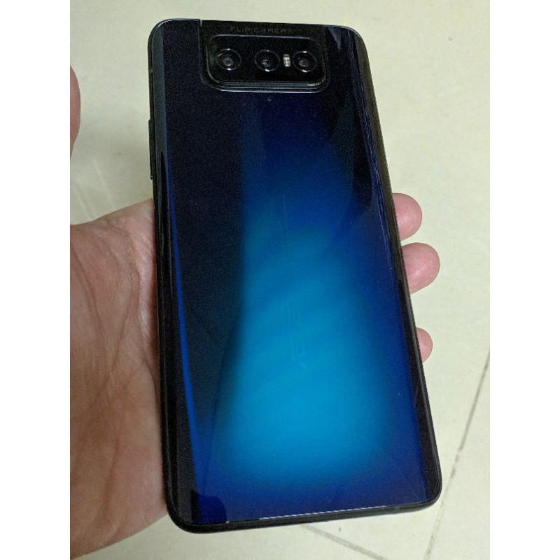 [售] 二手 華碩 ASUS Zenfone 7 旗艦5G 翻轉三鏡頭 6g+128g 神腦保固中