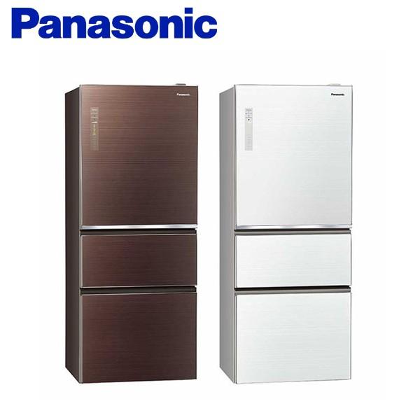 Panasonic國際牌 500公升變頻三門電冰箱(玻璃面無邊框)(可議價) NR-C500NHGS