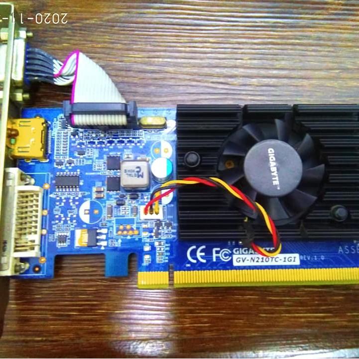 GT210///GT440///GT610 亮機顯示卡