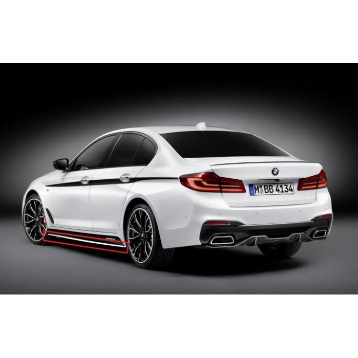 - INND - BMW G30 G31 M Performance 原廠 側群 定風翼 530i 540i 520i