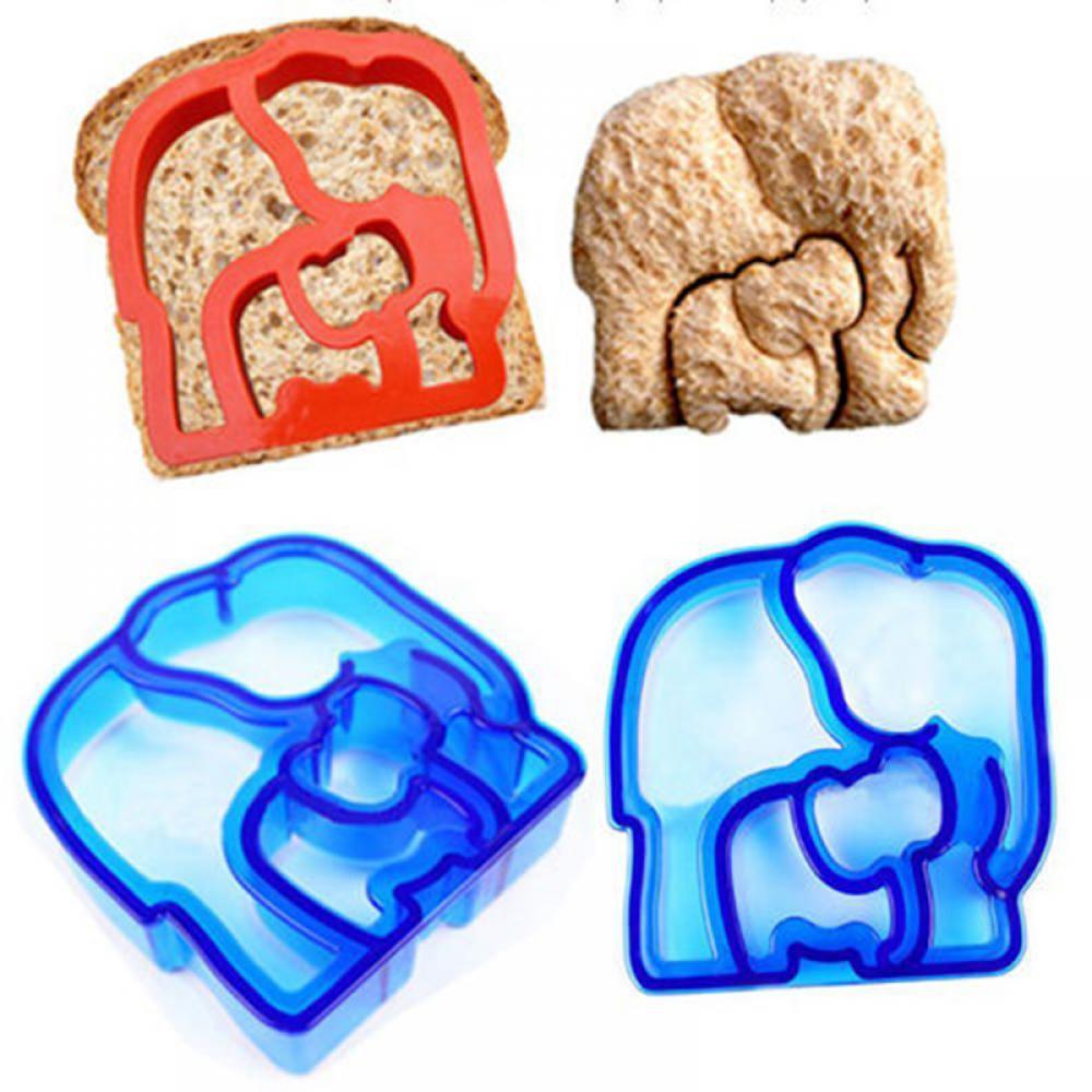 動物俄羅斯方塊刀吐司麵包模具蛋糕機三明治模具