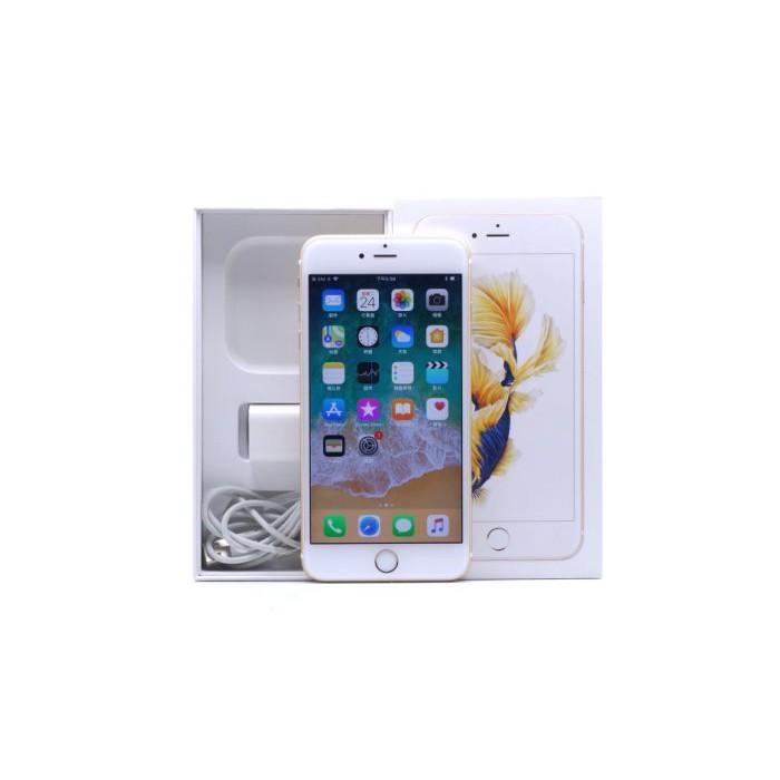 【台中青蘋果3C】Apple iPhone 6S Plus 金 16G 16GB 二手 5.5吋 蘋果手機 #17962