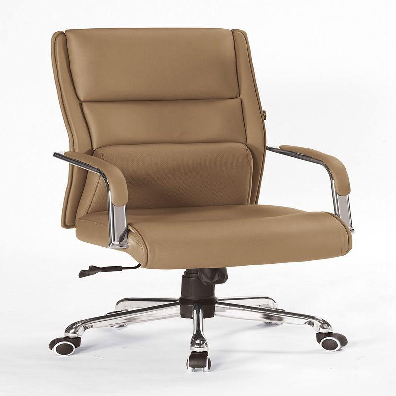【GA672-4】米可洛土灰色辦公椅