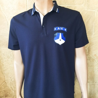 《尊龍精品》ARMANI EXCHANGE 短袖Polo衫 新北市