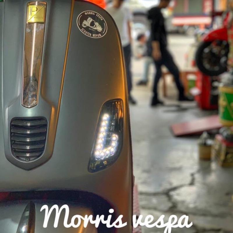 [ Morris Vespa ] 方向燈 燈條 LED 方向燈 LX LT S LXV