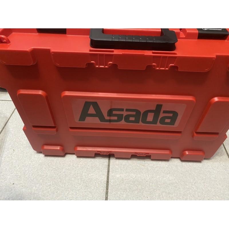新版盒裝。德國制Asada壓接機4000型淺田18V充電式全自動回油壓接鉗.壓接工具