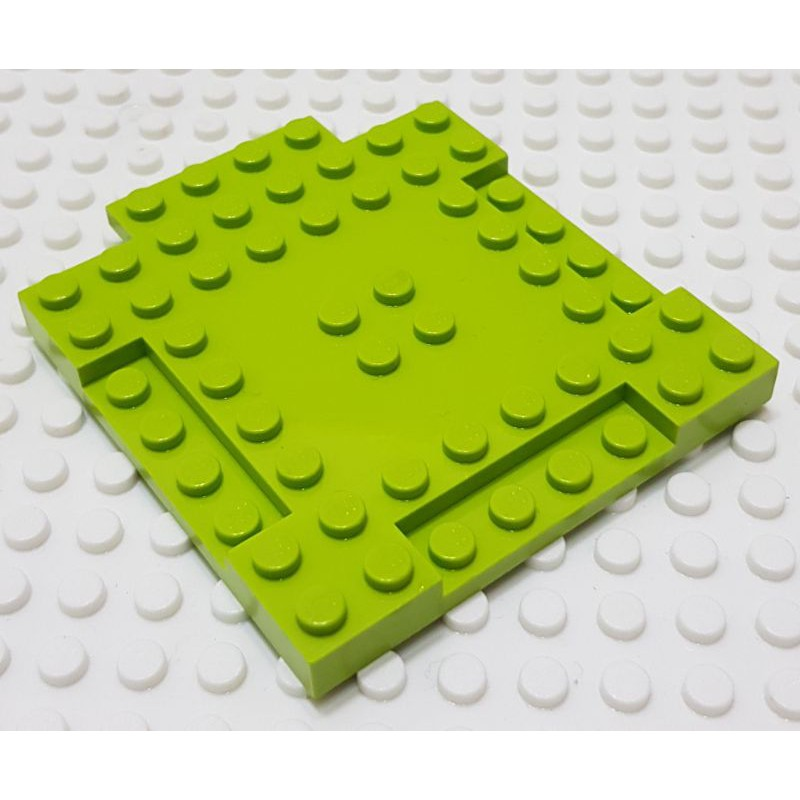 樂高 15624 10675 10768 萊姆綠 底板 底座 草皮 配件