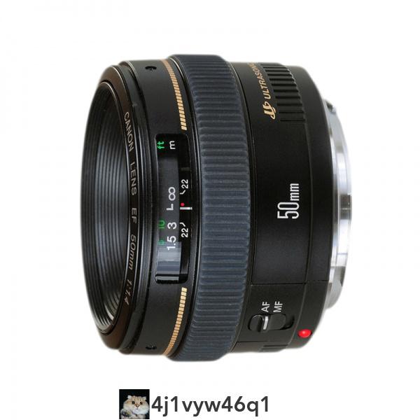 📷當月新品📷Canon/佳能50mm f1.4 USM人像定焦單反鏡頭EF 50 1.4大光圈