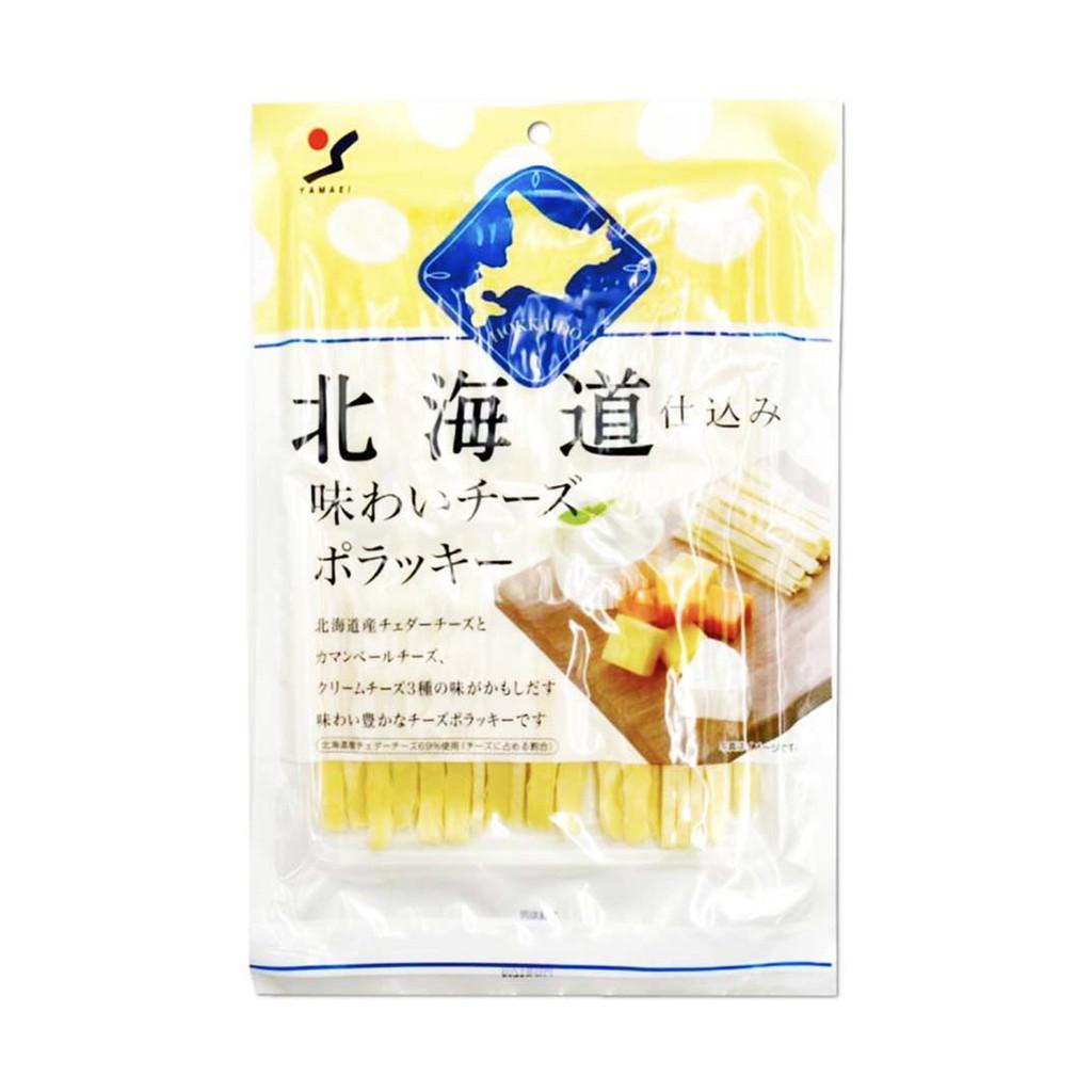 日本 山榮 北海道 鱈魚起司條 120g