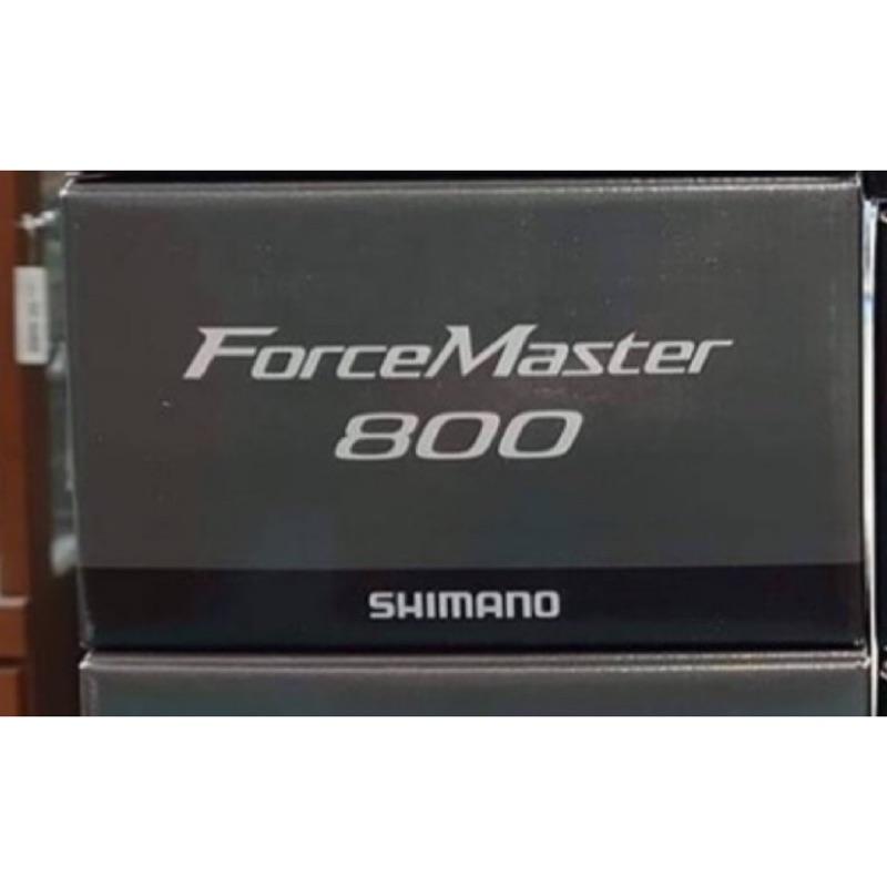 《🌟荒野釣具🌟》 SHIMANO 電捲 FM800右捲