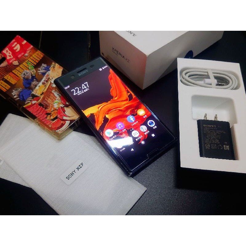女用機 Sony Xperia XZ Premium G8142 XZP 64G 中古 二手 遊戲機 雙卡 台灣公司貨