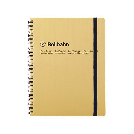 DELFONICS Rollbahn Pocket Notebook/ Metallic/ A5/ eslite誠品