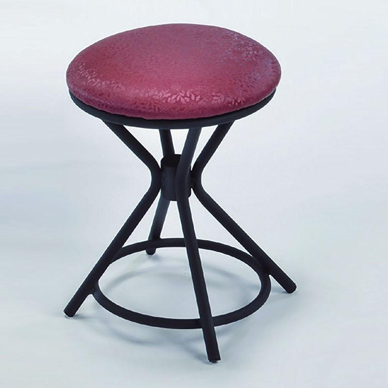 【CA528-14】造型椅(20-07)-紅色