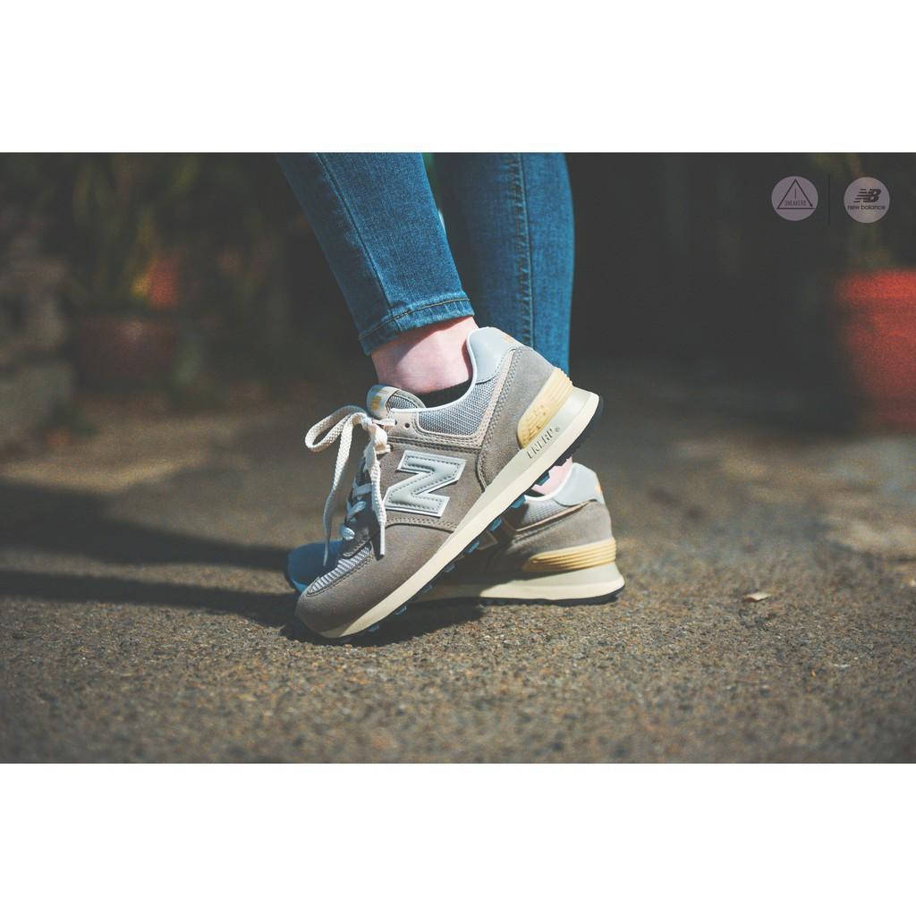 全新New Balance Lifestyle nb547 ML574  復古鞋 慢跑鞋 灰金 男女鞋