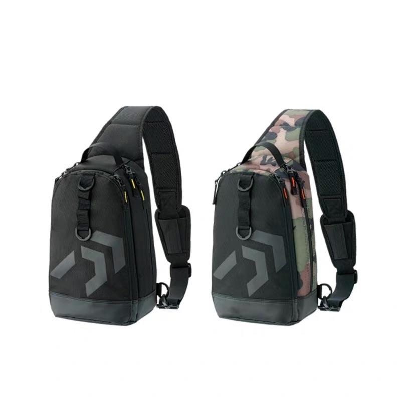 現貨DAIWA達瓦路亞單肩包 休閒多功能包 釣魚包 側背包 工具收納包 運動包