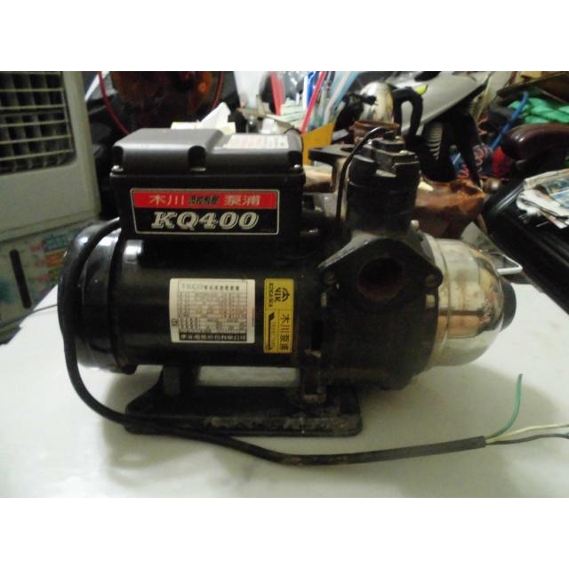 木川<流控恆壓>泵浦~KQ400~型式BETZPR-KQF~1/2HP~3400RPM <25>