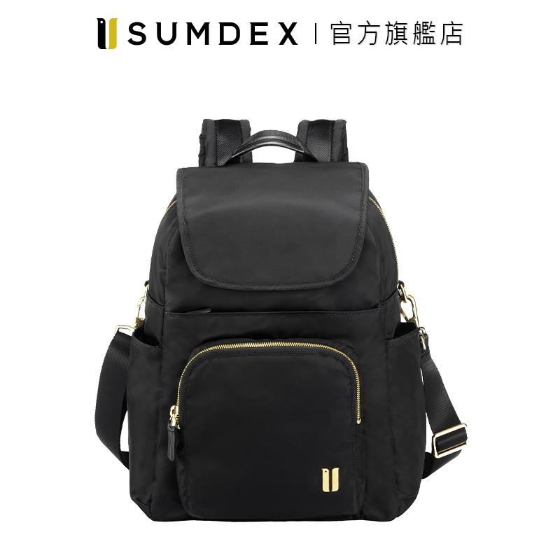 Sumdex|都會三用後背包 NOD-765BK 黑色 官方旗艦店