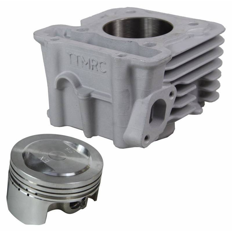 誠一機研 TTMRC 61mm陶瓷汽缸+鍛造活塞 雷霆 150 G5 超5 G6 VJR 125 MANY 光陽 加大