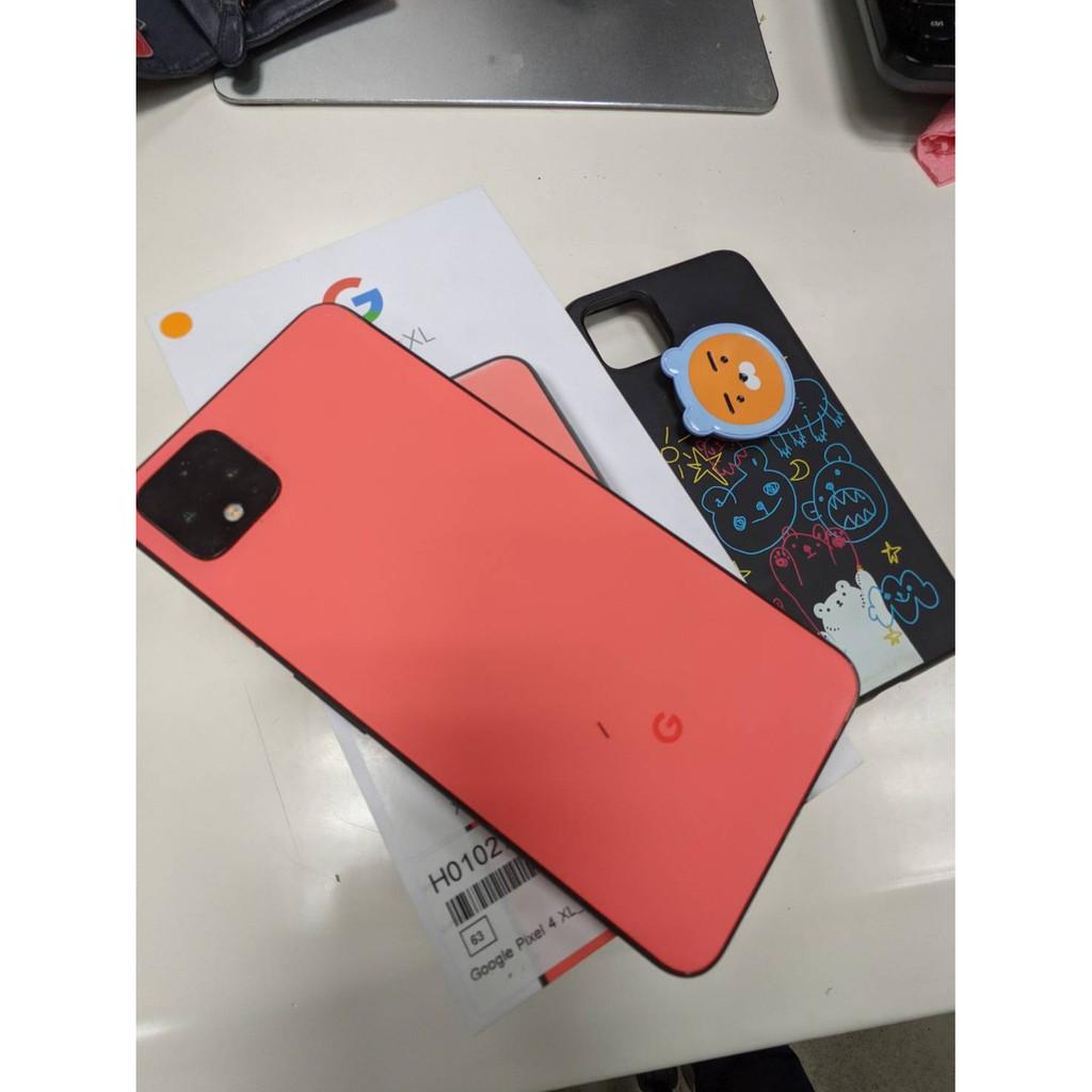 PIxel4 XL 6G/128G 就是橘
