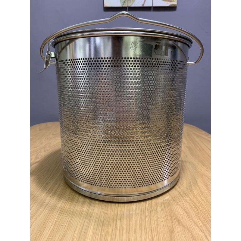 二手 九成新 不鏽鋼煮麵桶