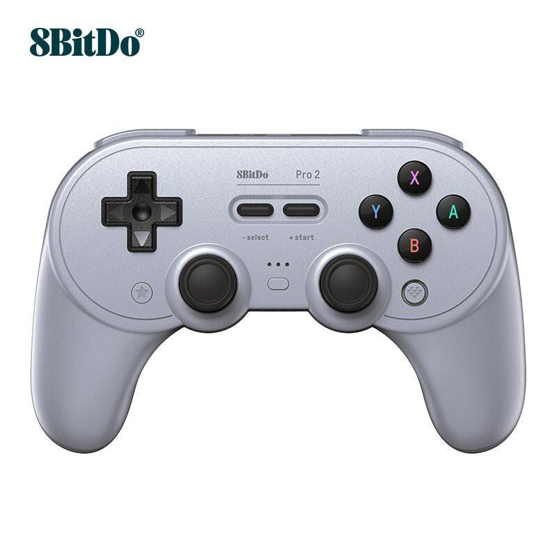 八位堂 8BitDo Pro 2 遊戲手柄無線手機精英PC電腦任天堂NS Switch/Lite遊戲機steam體感藍牙