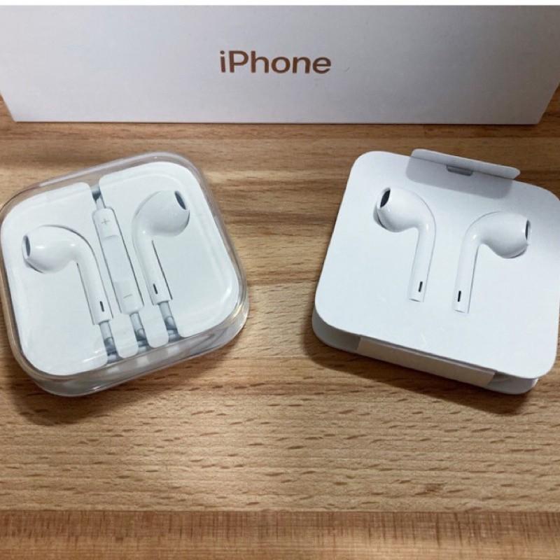 ❤️現貨免運💛iPhone原廠耳機 3.5mm EarPods圓頭/ Lightning扁頭耳機接頭 Apple蘋果原