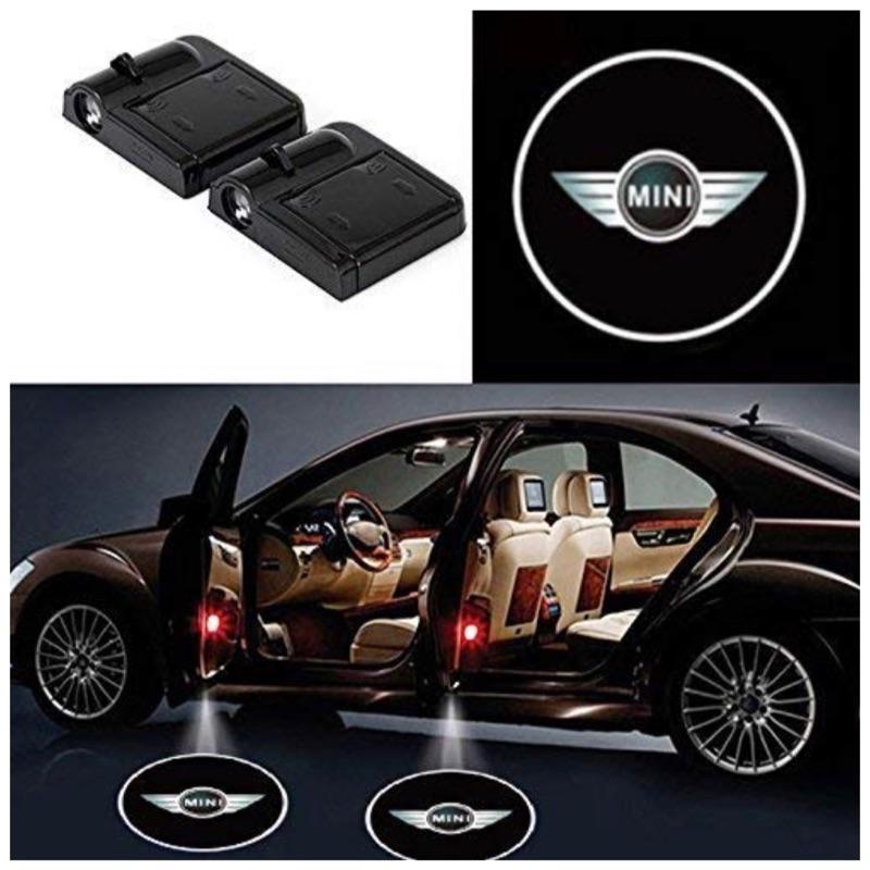 Mini LED車門LOGO迎賓燈(2入/組)