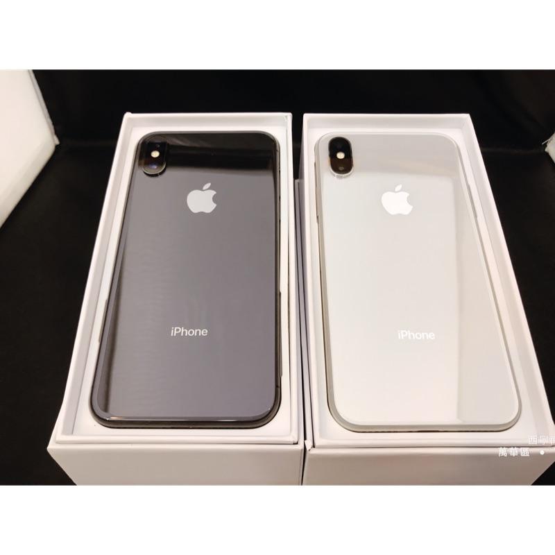 【免運 實體店面 】 iX 64G/256G 灰色 銀色 二手機 外觀99%極新 功能良好 請看商品敘述