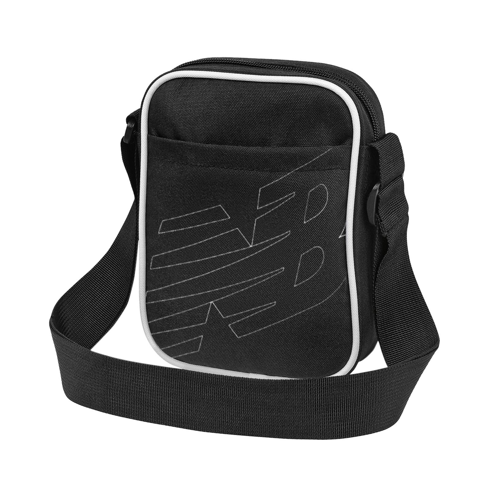 New Balance 斜背包 Classic Crossbody Bag 隨身小包 【ACS】LAB93008BK