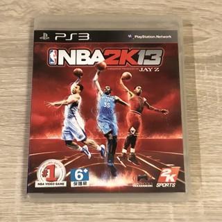 (二手) PS3 NBA 2K13 英文版 臺北市