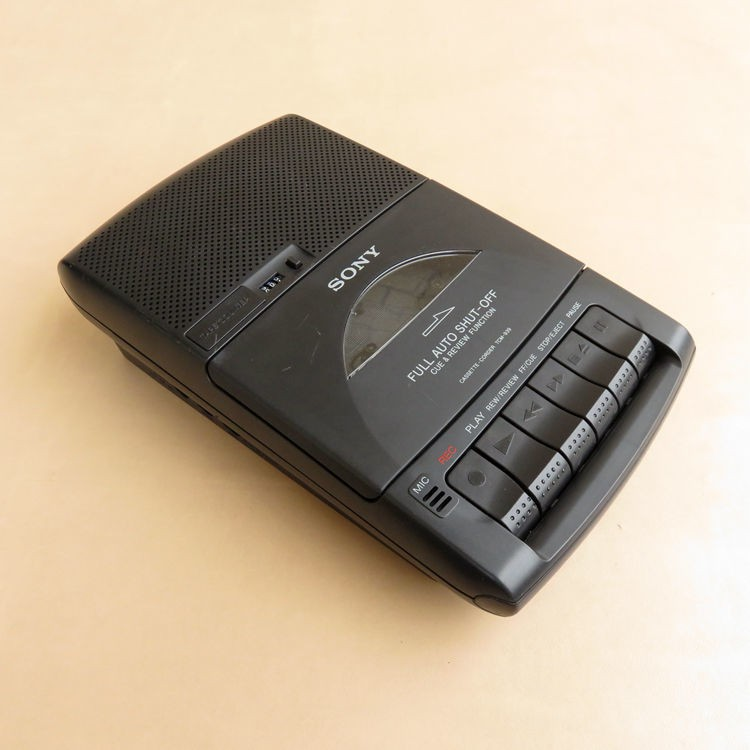 sony/索尼 TCM-939盒式錄音磁帶機采訪機
