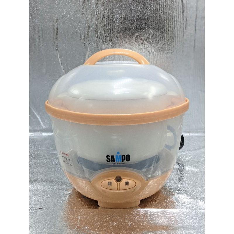 聲寶√個人煲湯盅/陶瓷燉鍋