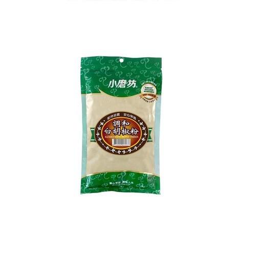 小磨坊 調和白胡椒粉(純素)(200g/包)[大買家]