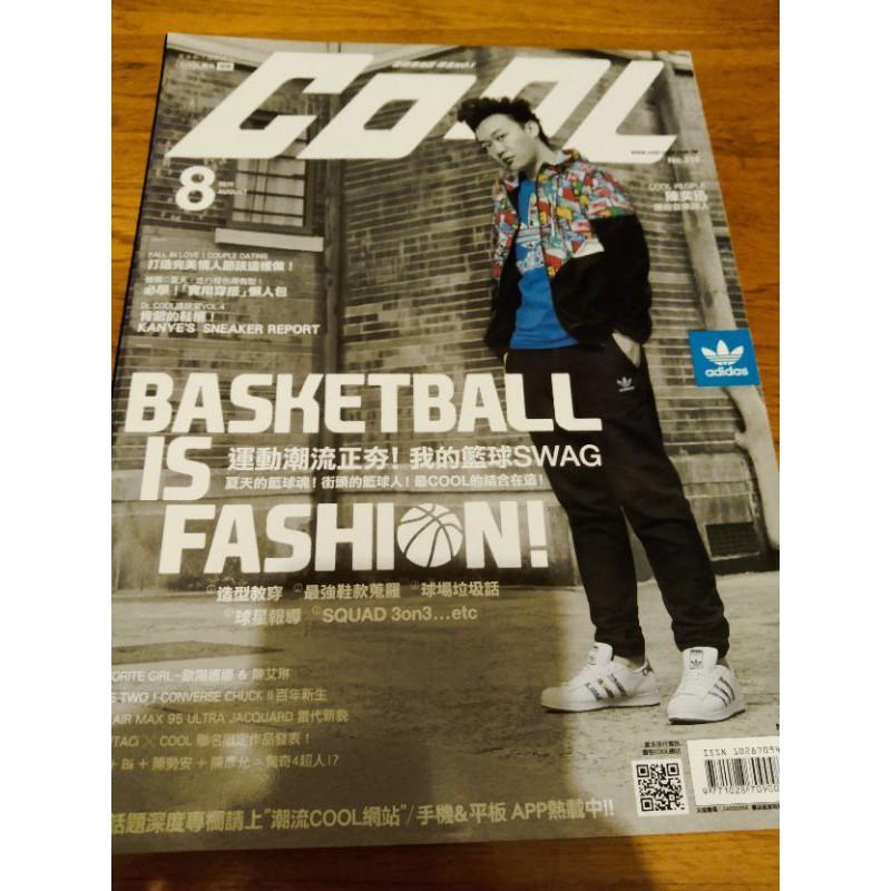 COOL潮流雜誌 陳奕迅 Jordan 30週年特輯 Russell Westbrook 明星賽海報