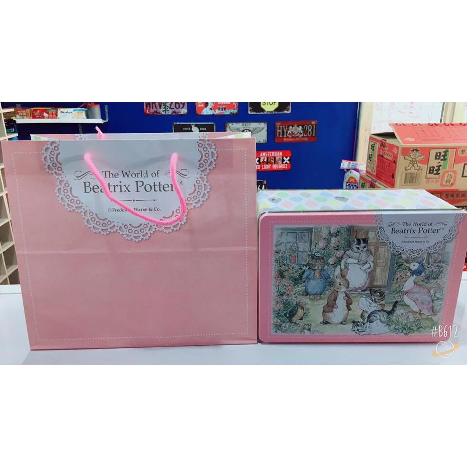 波特小姐典雅蛋捲經典禮盒(附紙袋)