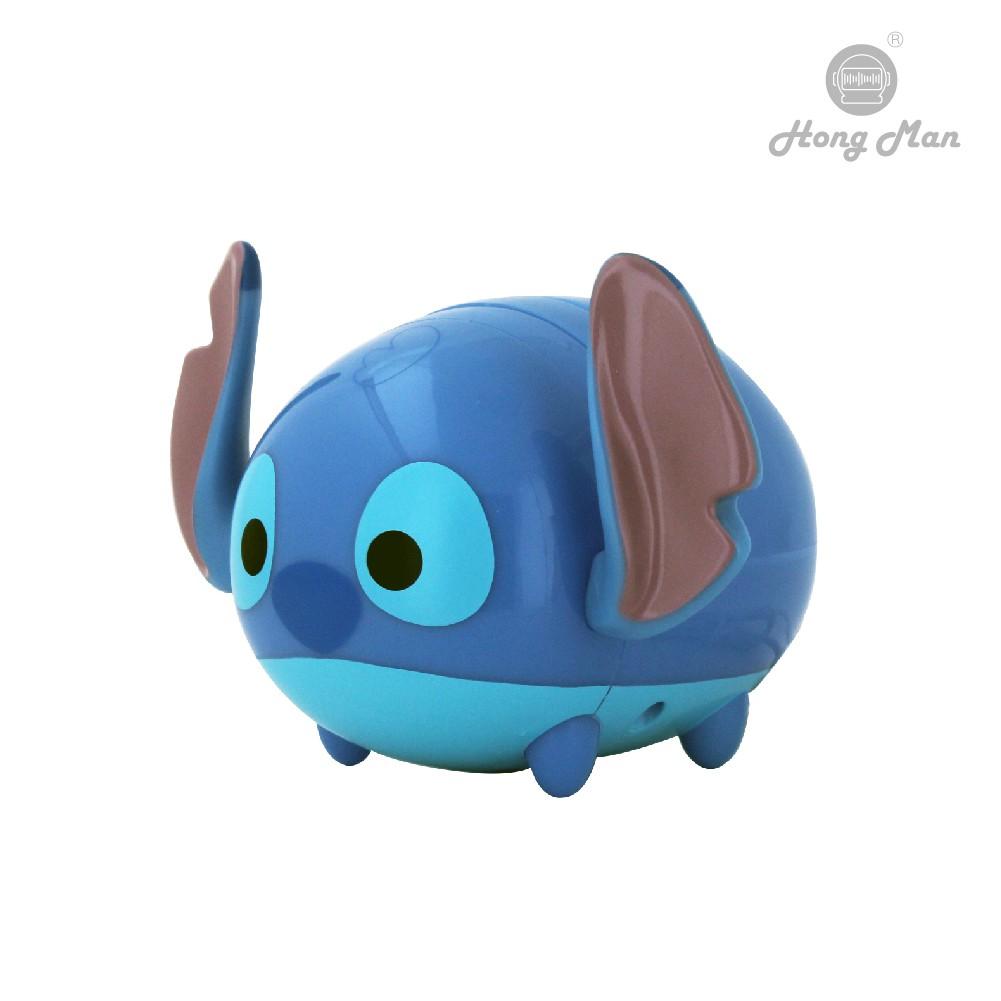 【Hong Man】迪士尼 系列 Tsum Tsum 立體 公仔 手機座 史迪奇
