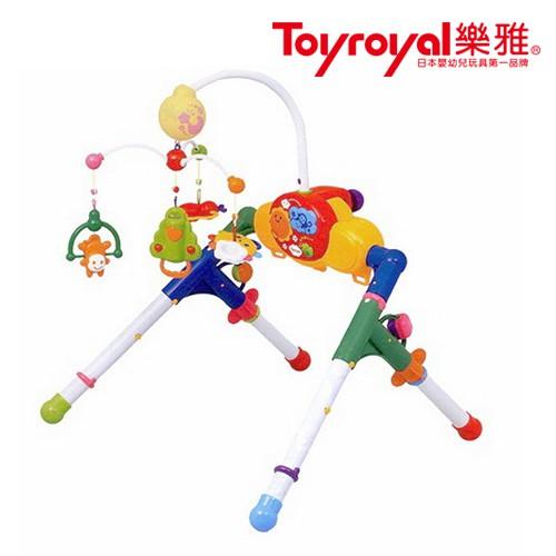 Toyroyal 樂雅 三用嬰兒音樂鈴