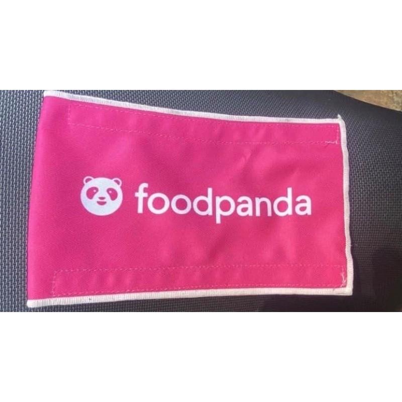 全新熊貓臂章Foodpanda臂章