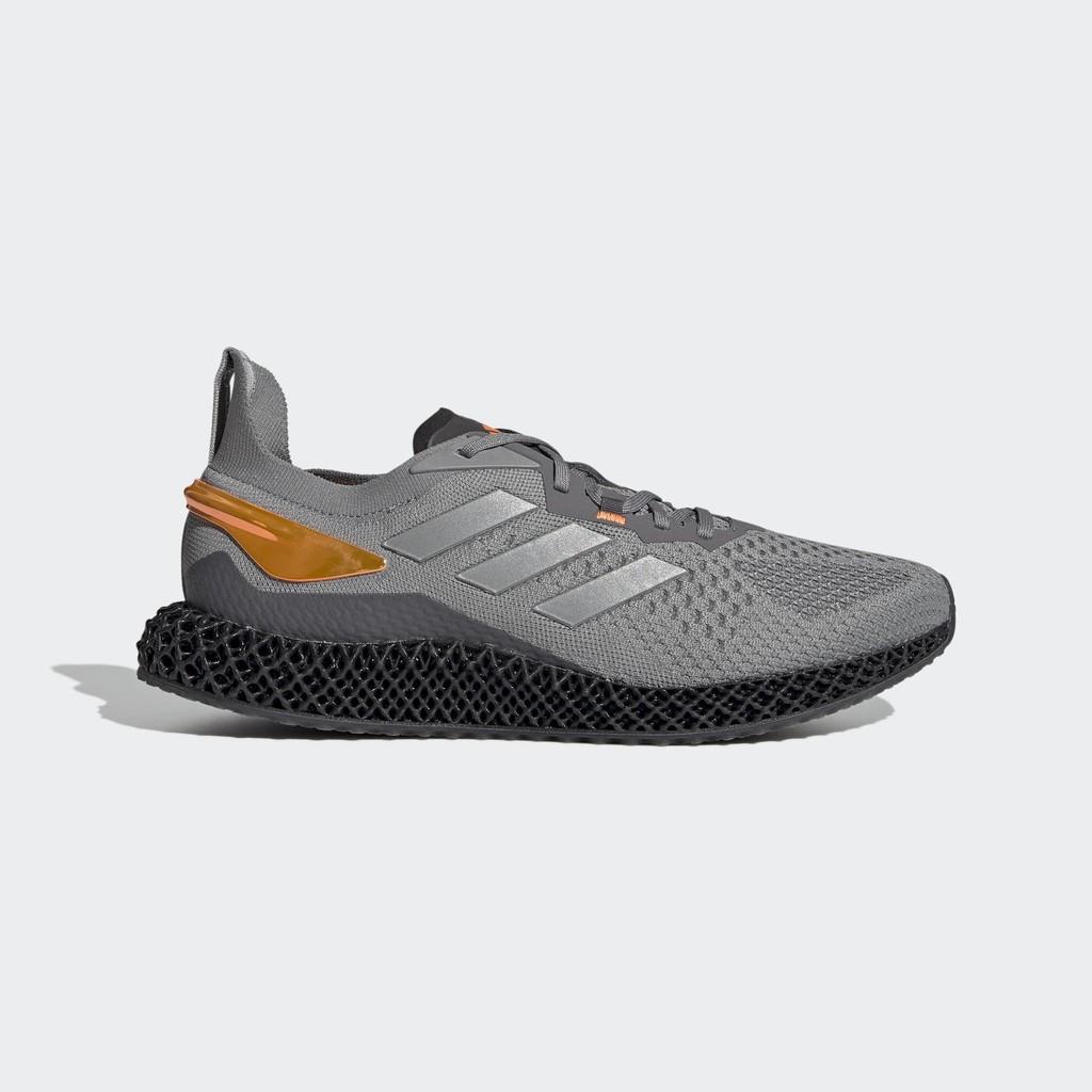 現貨 iShoes正品 Adidas X90004D 情侶鞋 灰 黃 銀 網布 耐磨 長跑 運動 慢跑鞋 FW7091