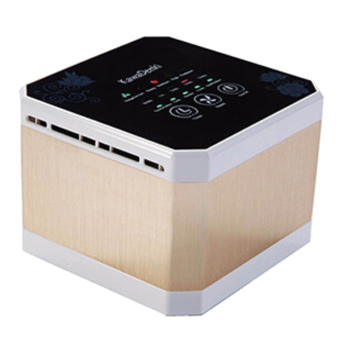 KawaDenki 舒眠空氣清淨機 【USB供電】【複合式濾網】【靜音設計】【SPA香氛】【釋放負離子】