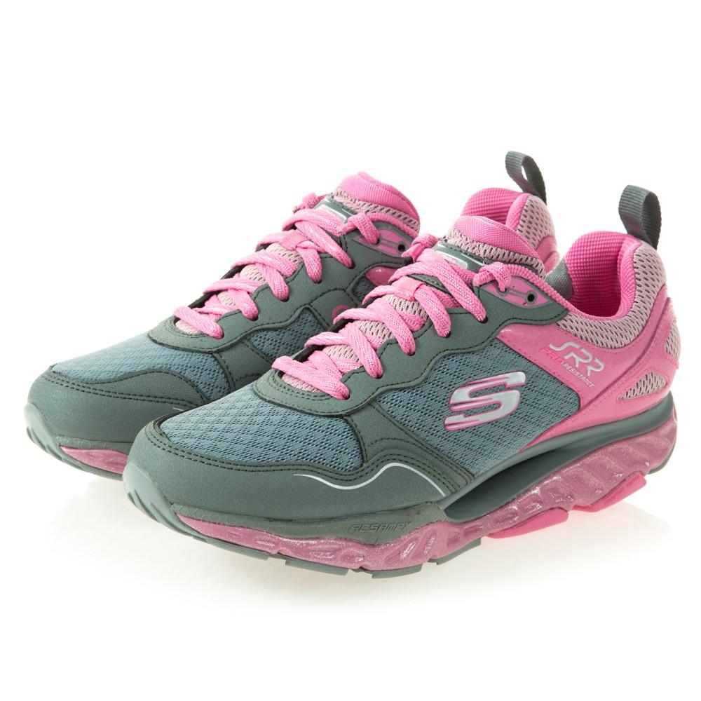 SKECHERS 女慢跑系列 SRR PRO RESISTANCE - 88888338CCPK