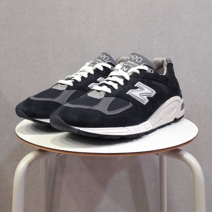 low priced 1f82a 90e30 New Balance 990v2 海軍藍 美製 990nv2 余文樂最愛~~